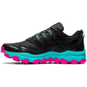 asics Gel-FujiTrabuco 8 Shoes Women, black/white